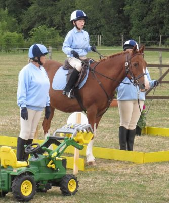 RDA National Championships at Hartpury 18th-19th July 2015