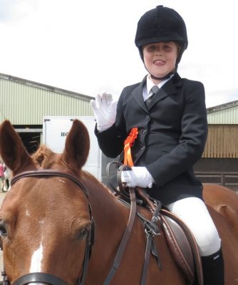 SE Regional Dressage Competition at Hickstead 27th May 2015