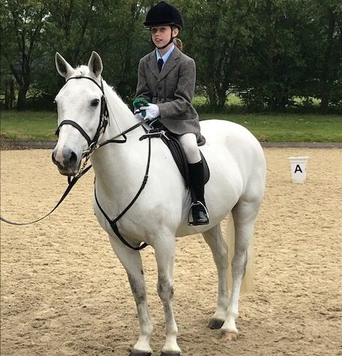 Dressage at Hickstead 2018